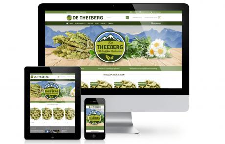 De Theeberg webshop