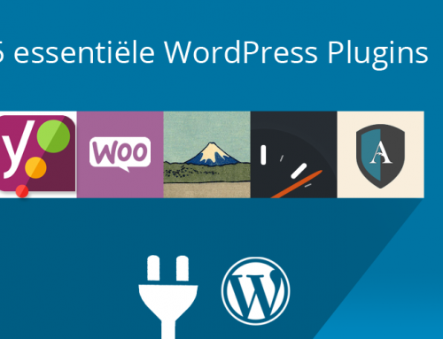 5 essentiële WordPress plugins voor je website