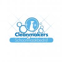 Cleanmakers-schoonmaak-logo