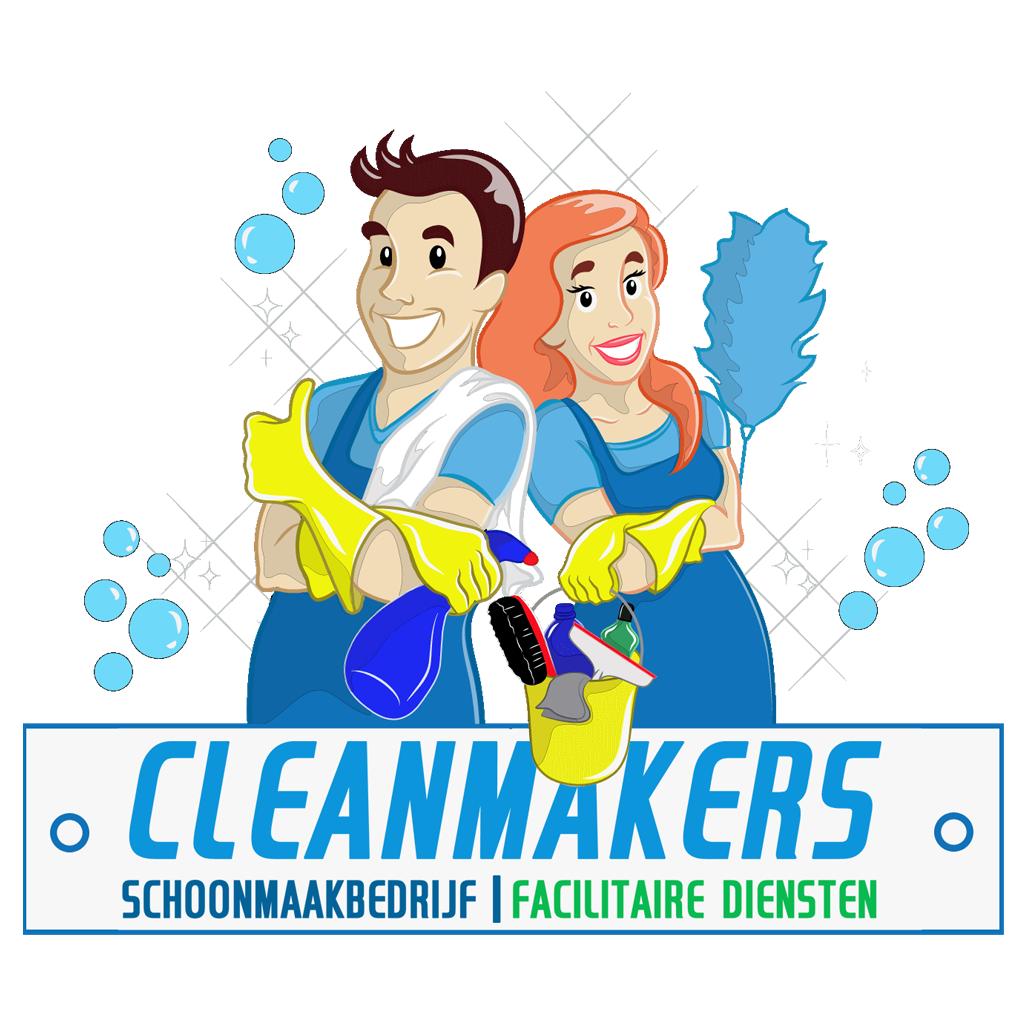 Cleanmakers-schoonmaak_logo_rickidwebdesign