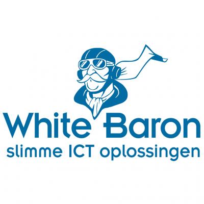 White Baron logo