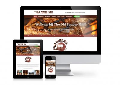The Old Pepper Mill steakhouse en bistro hoevelaken