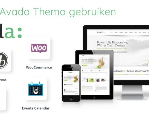 Het WordPress Thema Avada: Waarom zou je Avada gebruiken
