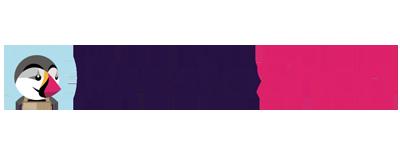 Prestashop logo Rickid webdesign Prestashop specialist
