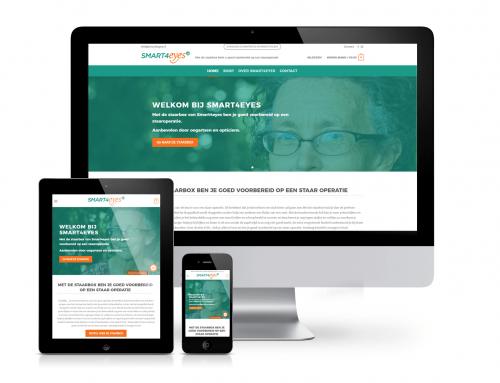 Smart4eyes webshop