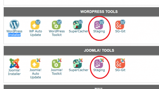 SiteGround-Staging-tool-in-cPanel