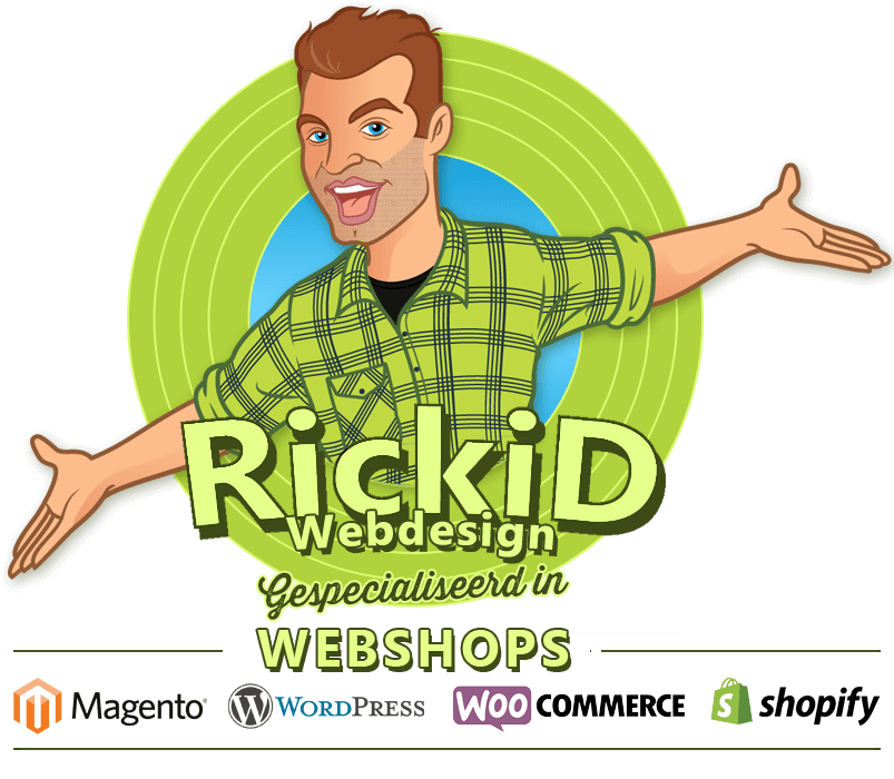 Rickidlogo-webshops-woocommerce-wordpress